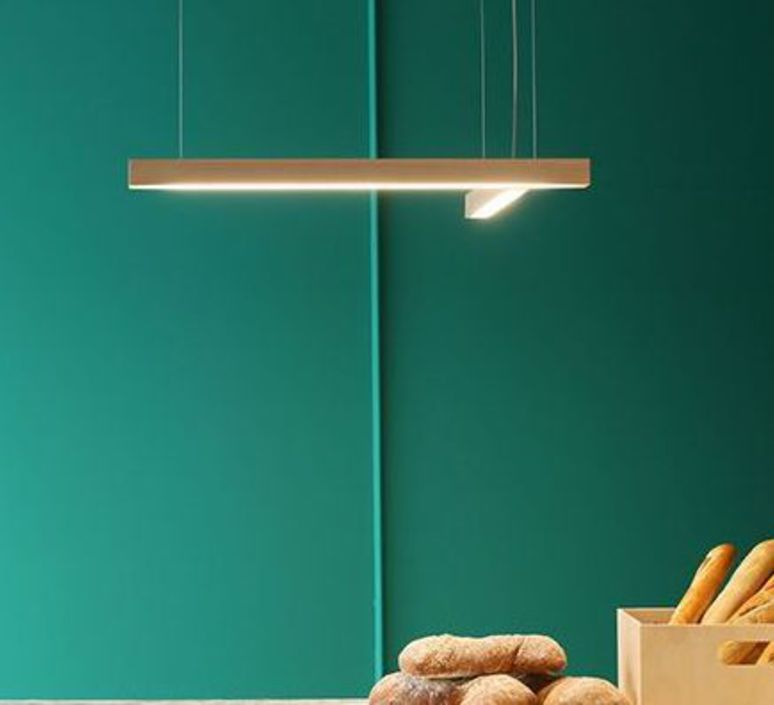 Led 40 l mikko karkkainen suspension pendant light  tunto ledmodulable chene  design signed 46227 product