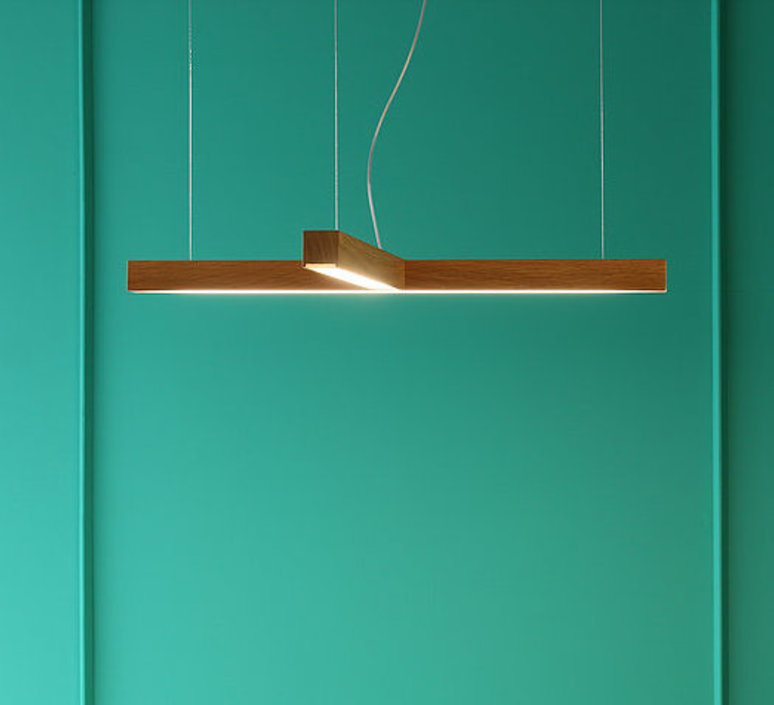 Led 40 t mikko karkkainen suspension pendant light  tunto led40 t noyer  design signed 46236 product
