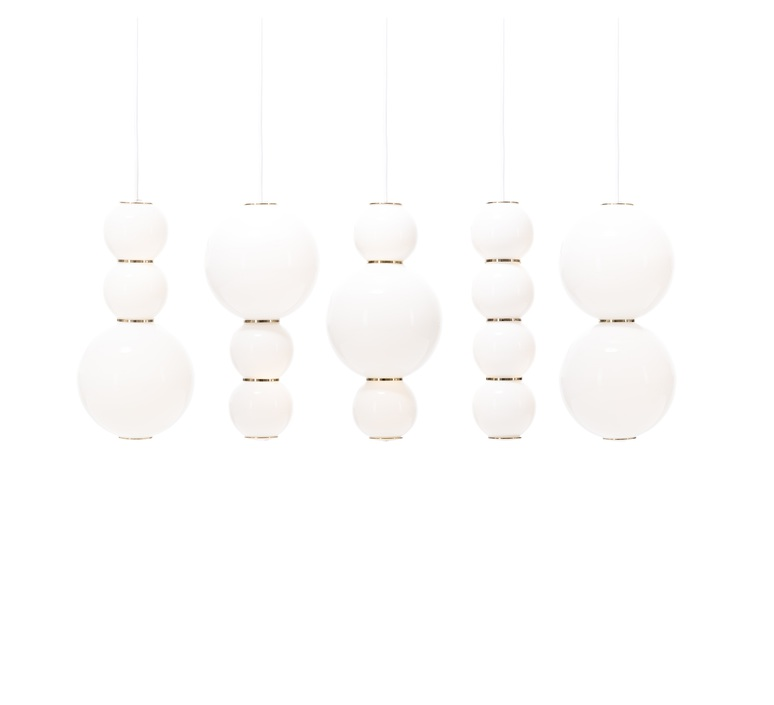 Pearls  benjamin hopf formagenda pearls 210 d luminaire lighting design signed 21082 product