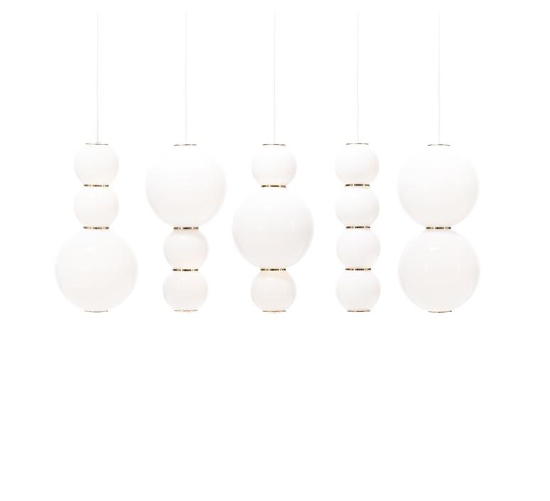 Pearls  benjamin hopf formagenda pearls 210 e luminaire lighting design signed 21087 product