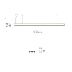 Led28 mikko karkkainen tunto led28 pendant lamp 120 oak luminaire lighting design signed 12246 thumb