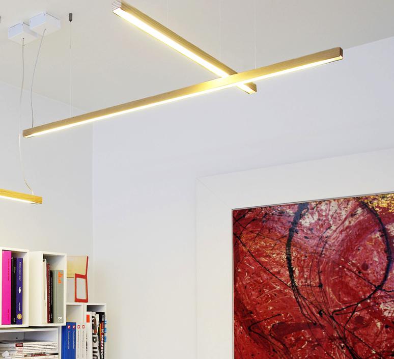 Led28 mikko karkkainen tunto led28 pendant lamp 80 oak luminaire lighting design signed 12247 product
