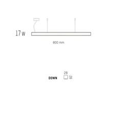 Led28 mikko karkkainen tunto led28 pendant lamp 80 oak luminaire lighting design signed 12248 thumb