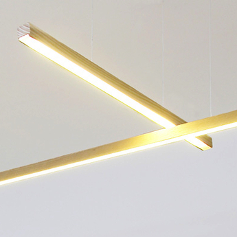 Suspension led28 chene l80cm tunto normal