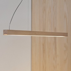 Led40 mikko karkkainen tunto led40 pendant lamp 70 walnut luminaire lighting design signed 18555 thumb