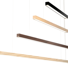 Led40 mikko karkkainen tunto led40 pendant lamp 70 walnut luminaire lighting design signed 70157 thumb
