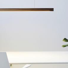 Led40 mikko karkkainen tunto led40 pendant lamp 100 walnut luminaire lighting design signed 12261 thumb