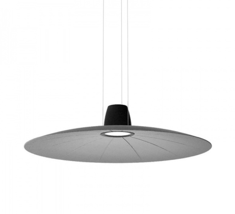 Lent yonoh estudio creativo suspension pendant light  martinelli luce 21001 dim gr  design signed 52435 product