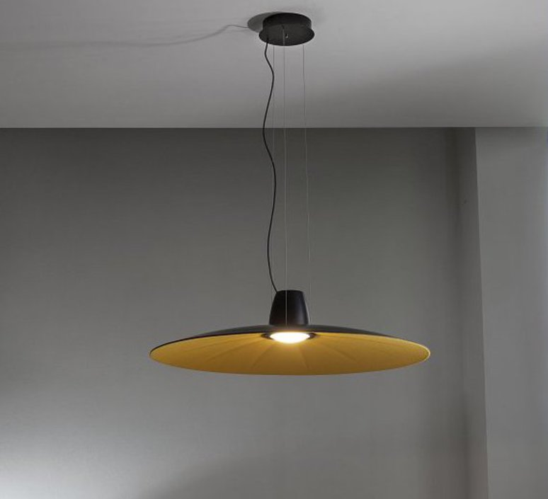 Lent yonoh estudio creativo suspension pendant light  martinelli luce 21001 dim gi  design signed 52432 product