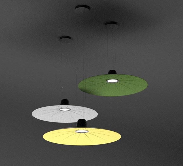 Lent yonoh estudio creativo suspension pendant light  martinelli luce 21001 dim ve  design signed 52438 product