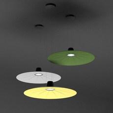 Lent yonoh estudio creativo suspension pendant light  martinelli luce 21001 dim ve  design signed 52438 thumb