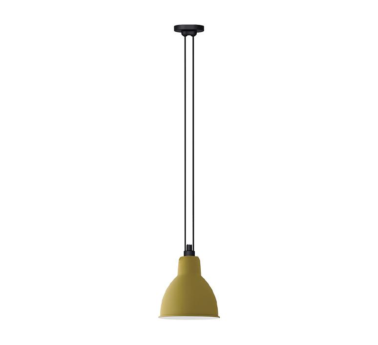 Les acrobates de gras n 322 bernard albin gras suspension pendant light  dcw 322 sha xl in round yellow  design signed nedgis 103034 product