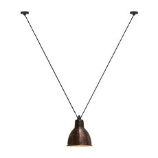 Les acrobates de gras n 323 bernard albin gras suspension pendant light  dcw 323 sha xl in round raw copper  design signed nedgis 103425 thumb