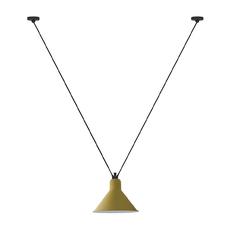 Les acrobates de gras n 323 bernard albin gras suspension pendant light  dcw 323 sha l conic yellow  design signed nedgis 103133 thumb