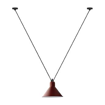 Suspension les acrobates de gras n 323 rouge noir l26cm h18cm dcw editions normal