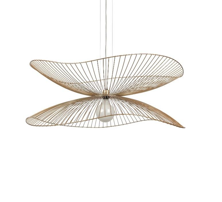 Libellule l elise fouin suspension pendant light  forestier 20639  design signed 64151 product