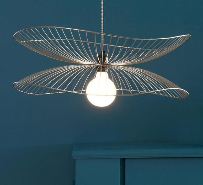 Libellule l elise fouin suspension pendant light  forestier 20639  design signed 42678 product