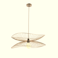 Libellule s elise fouin suspension pendant light  forestier 20635  design signed 56439 thumb