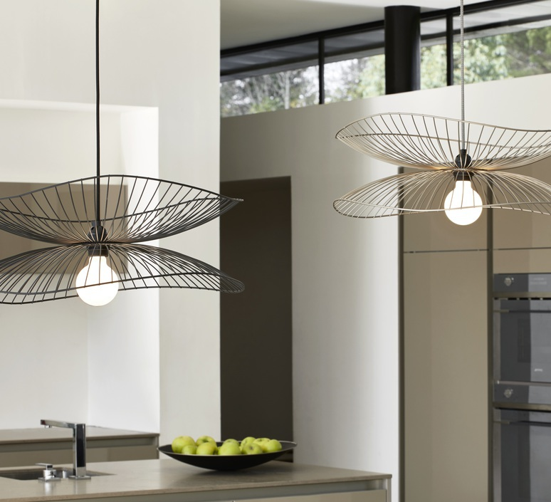 Libellule s elise fouin suspension pendant light  forestier 20635  design signed 56440 product