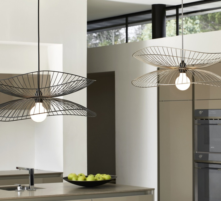 Libellule s elise fouin suspension pendant light  forestier 20631  design signed 42675 product