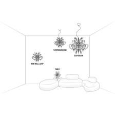 Lillibet mini nigel coates slamp lil14sos0001nt000 luminaire lighting design signed 18027 thumb