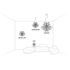 Lillibet nigel coates slamp lil14sos0000nt luminaire lighting design signed 17376 thumb