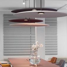 Lily 120 runa klock et hallgeir homstvedt suspension pendant light  abstracta lily120 synergy lds74  design signed nedgis 69711 thumb