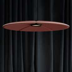 Lily 120 runa klock et hallgeir homstvedt suspension pendant light  abstracta lily120 synergy lds74  design signed nedgis 73855 thumb