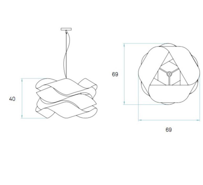 Link ray power  lzf lk sg 21 luminaire lighting design signed 24712 product
