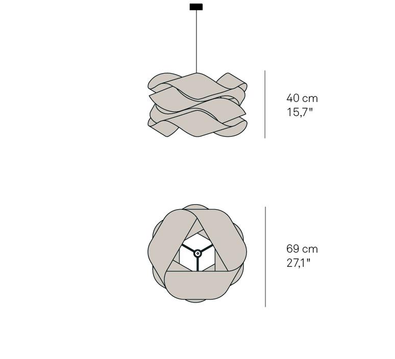 Link ray power  lzf lk sp 21 luminaire lighting design signed 106969 product