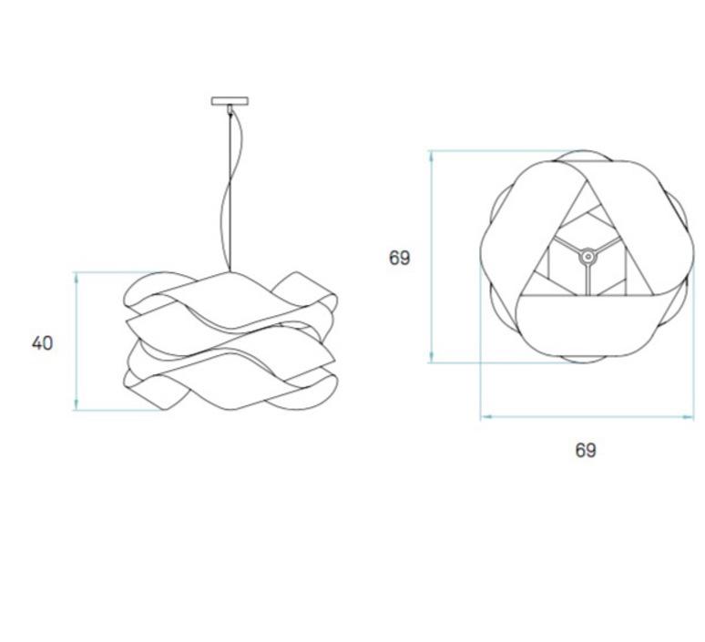 Link ray power  lzf lk sg 26 luminaire lighting design signed 21886 product
