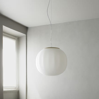 Suspension lita blanc o42cm h30cm luceplan 6ce9a5a7 7d58 4bdd 8f1c b458658bde47 normal