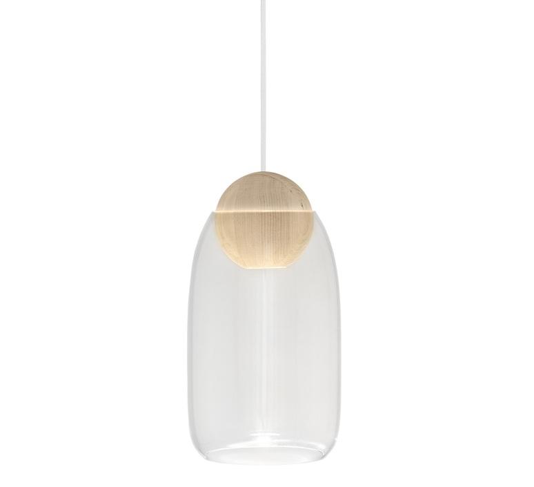 Liuku avec abat jour maija puoskari suspension pendant light  mater 02901 02911  design signed nedgis 99928 product