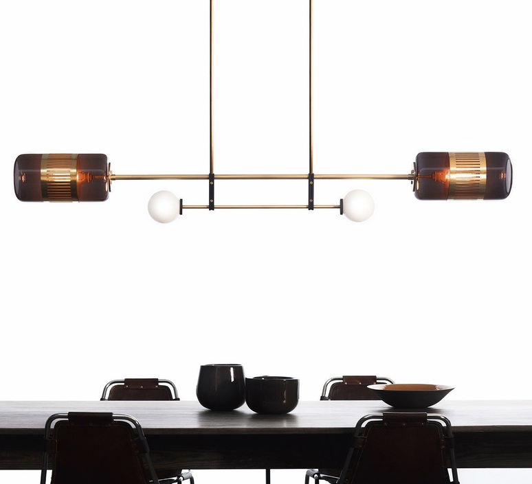 Lizak  suspension pendant light  bert frank lizak pendant light  design signed nedgis 69570 product