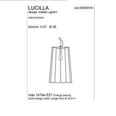 Lucilla matteo ugolini karman se650vn luminaire lighting design signed 19503 thumb
