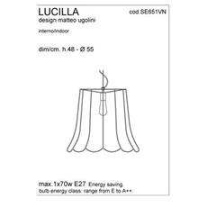 Lucilla matteo ugolini karman se651vn luminaire lighting design signed 19508 thumb