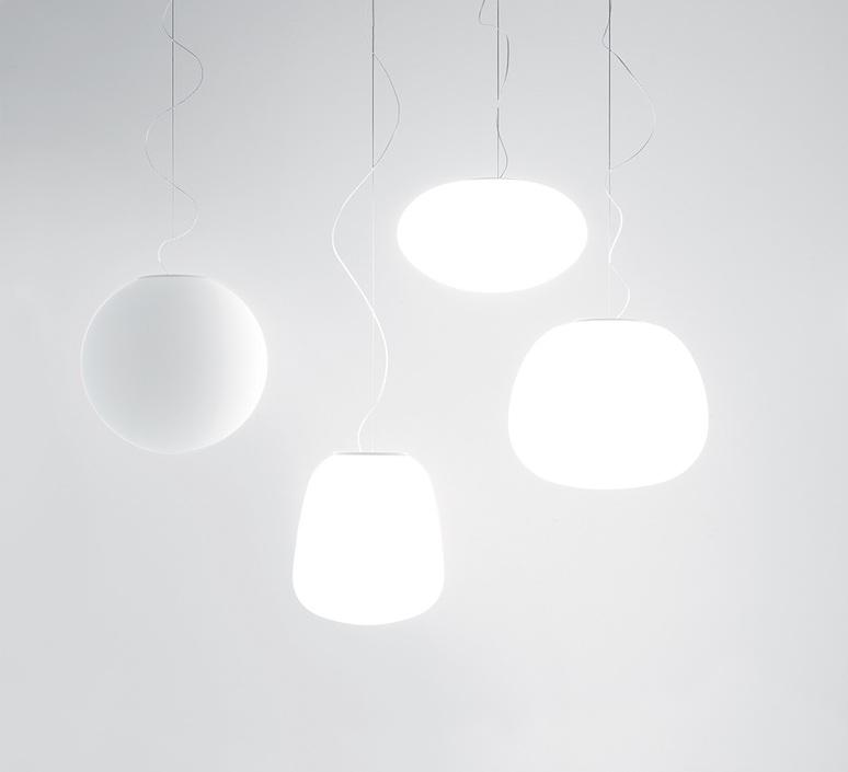 Lumi sfera alberto saggia valero sommela suspension pendant light  fabbian lumi sfera f07 a45 01  design signed nedgis 74224 product