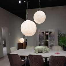 Luna 1  suspension pendant light  in es artdesign in es050010  design signed 38640 thumb