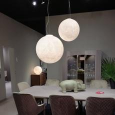 Luna 1  suspension pendant light  in es artdesign in es050010  design signed 38640 thumb