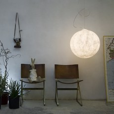 Luna 1  suspension pendant light  in es artdesign in es050010  design signed 38641 thumb