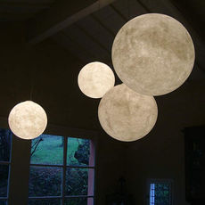 Luna 25  suspension pendant light  in es artdesign in es050025  design signed 38648 thumb