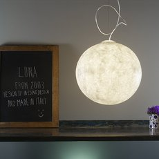 Luna 3  suspension pendant light  in es artdesign in es050021  design signed 38635 thumb