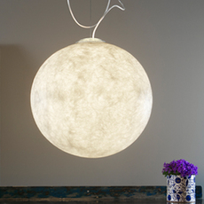Luna 3  suspension pendant light  in es artdesign in es050021  design signed 38637 thumb