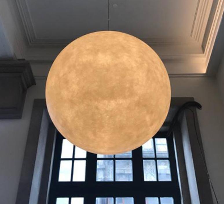 Luna 4  suspension pendant light  in es artdesign in es050022  design signed 38621 product