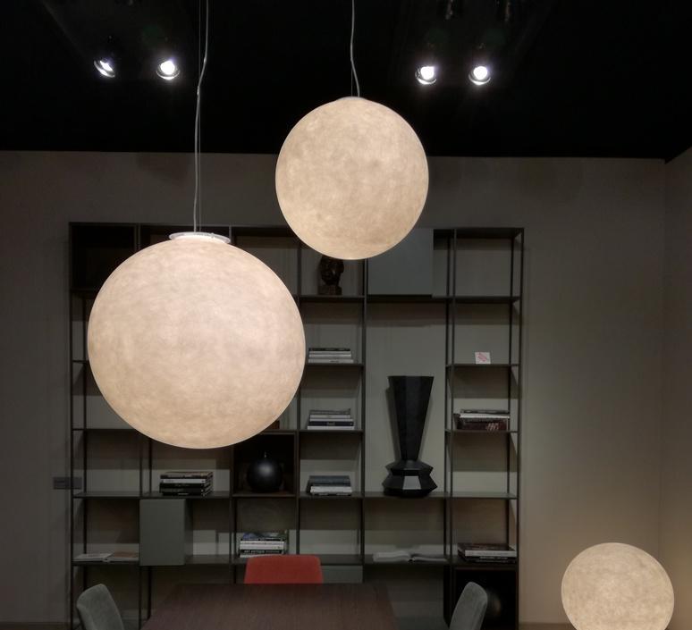 Luna 4  suspension pendant light  in es artdesign in es050022  design signed 38622 product