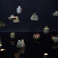 Lustre light flat tom dixon suspension pendant light  tom dixon lus04  design signed 48225 thumb