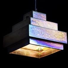 Lustre light square tom dixon suspension pendant light  tom dixon lus03  design signed 48230 thumb