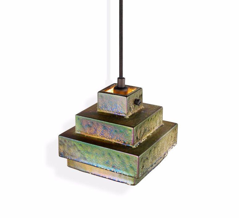 Lustre light square tom dixon suspension pendant light  tom dixon lus03  design signed 48232 product