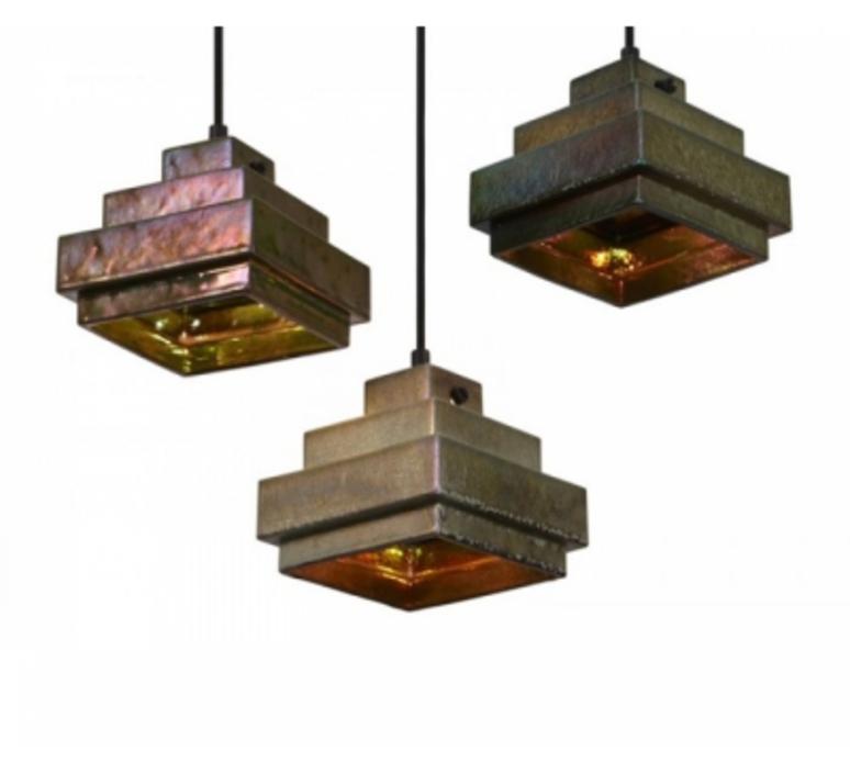 Lustre light square tom dixon suspension pendant light  tom dixon lus03  design signed 48234 product