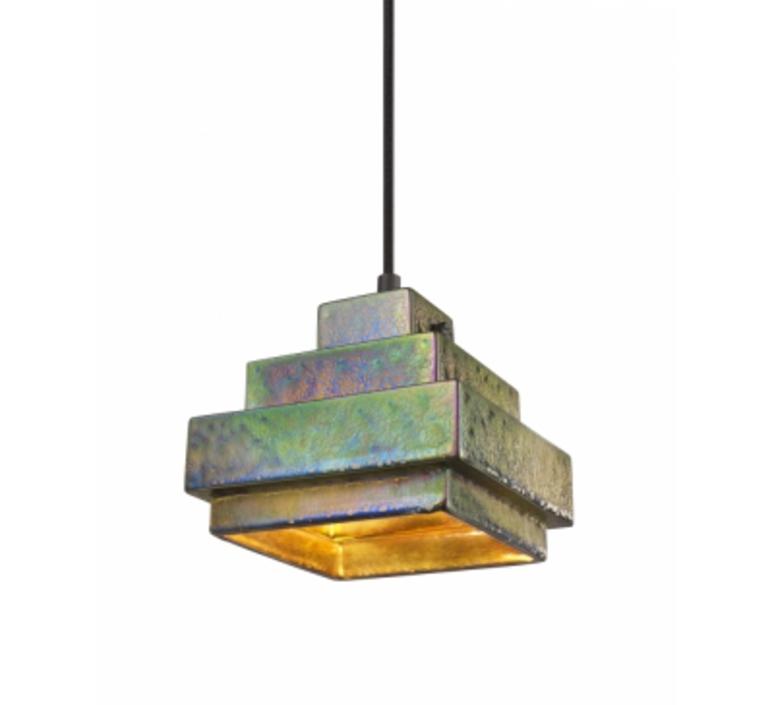 Lustre light square tom dixon suspension pendant light  tom dixon lus03  design signed 48236 product